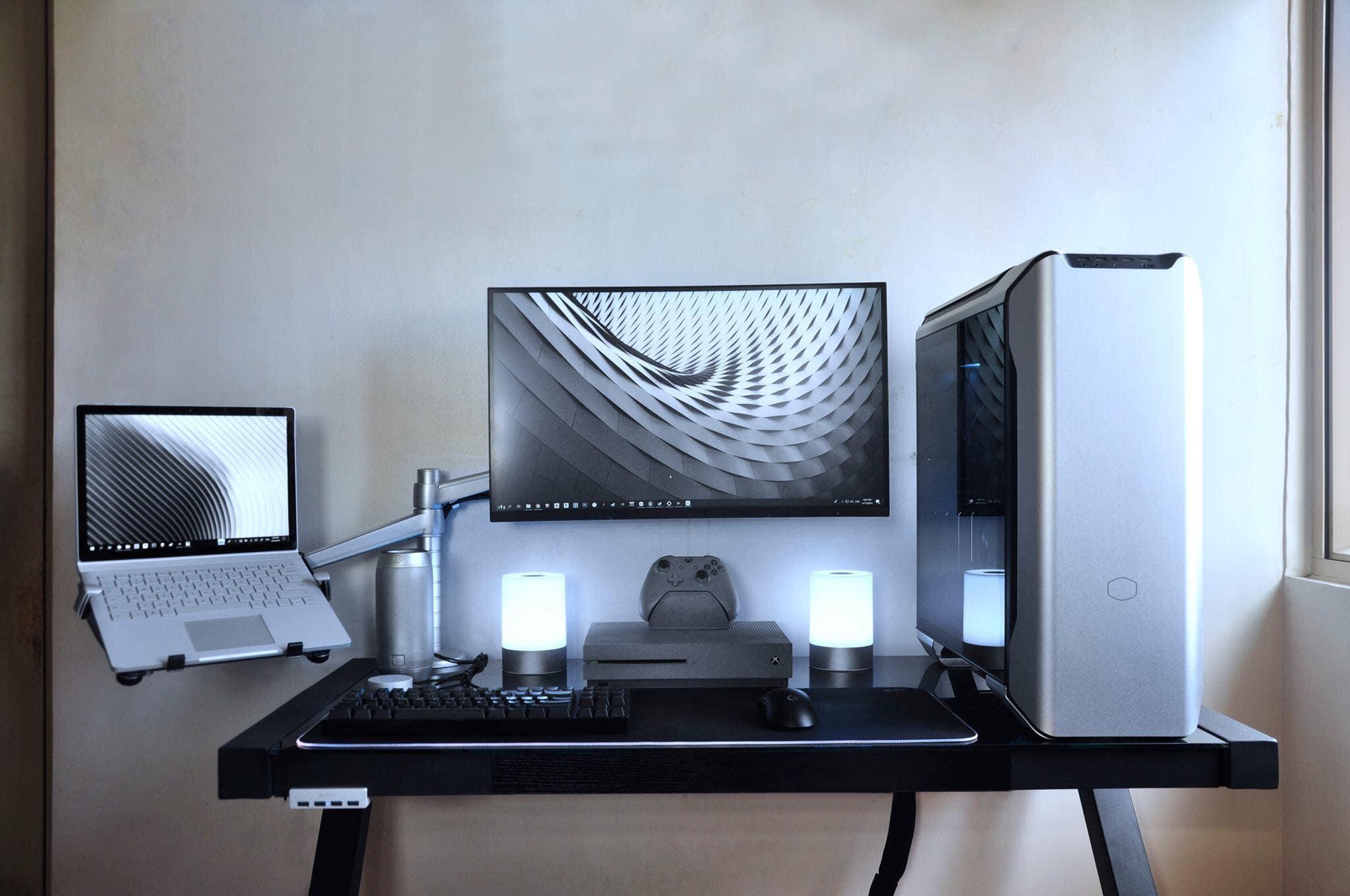 adriel's setup picture