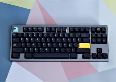 "dantambok's ""Daily Commute"" Keyboard"