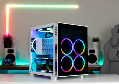 MastersOfTech's Cube PC Build