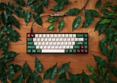 Noonite's Camping Mechanical Keyboard