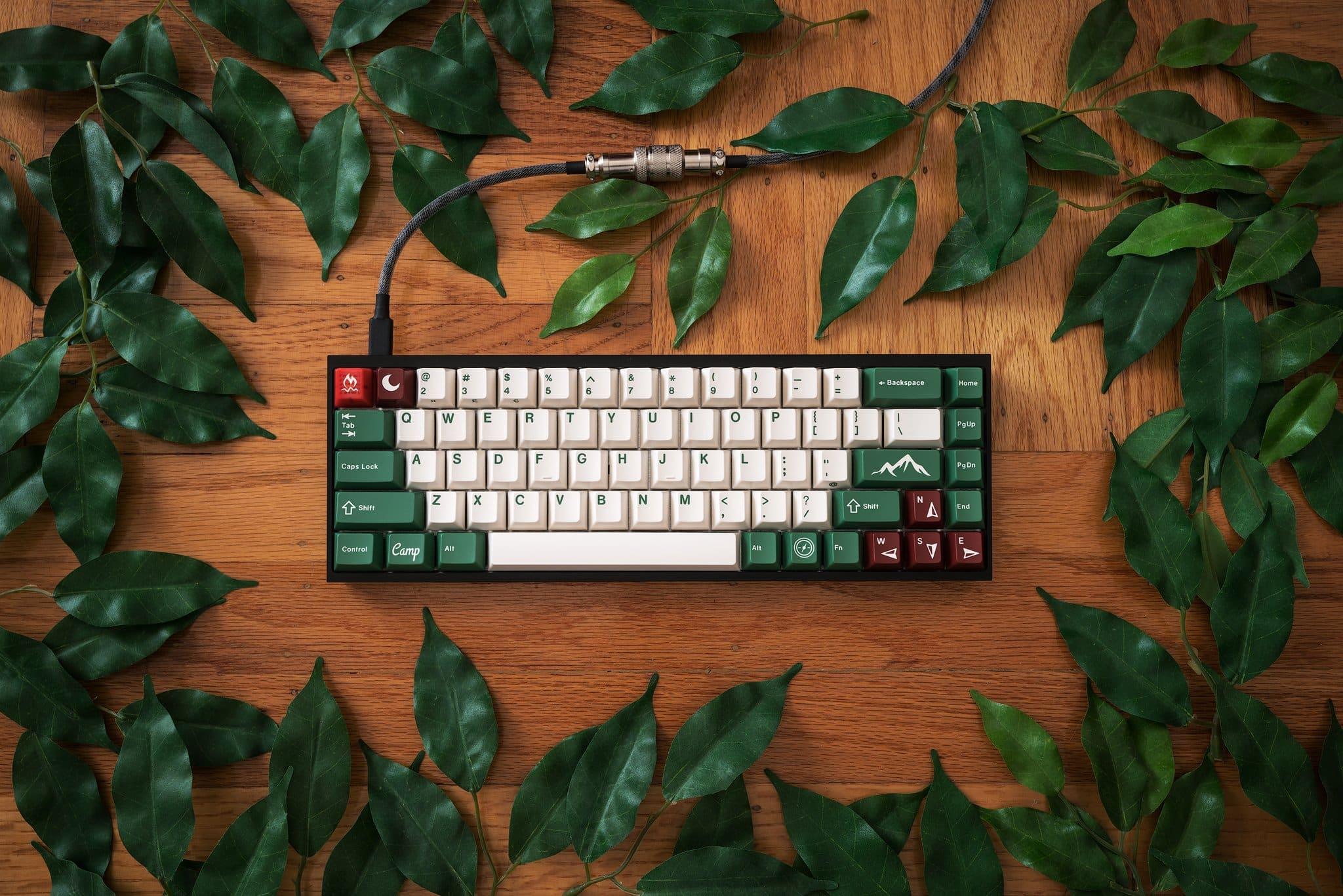 noonite Camping (Mechanical Keyboard)