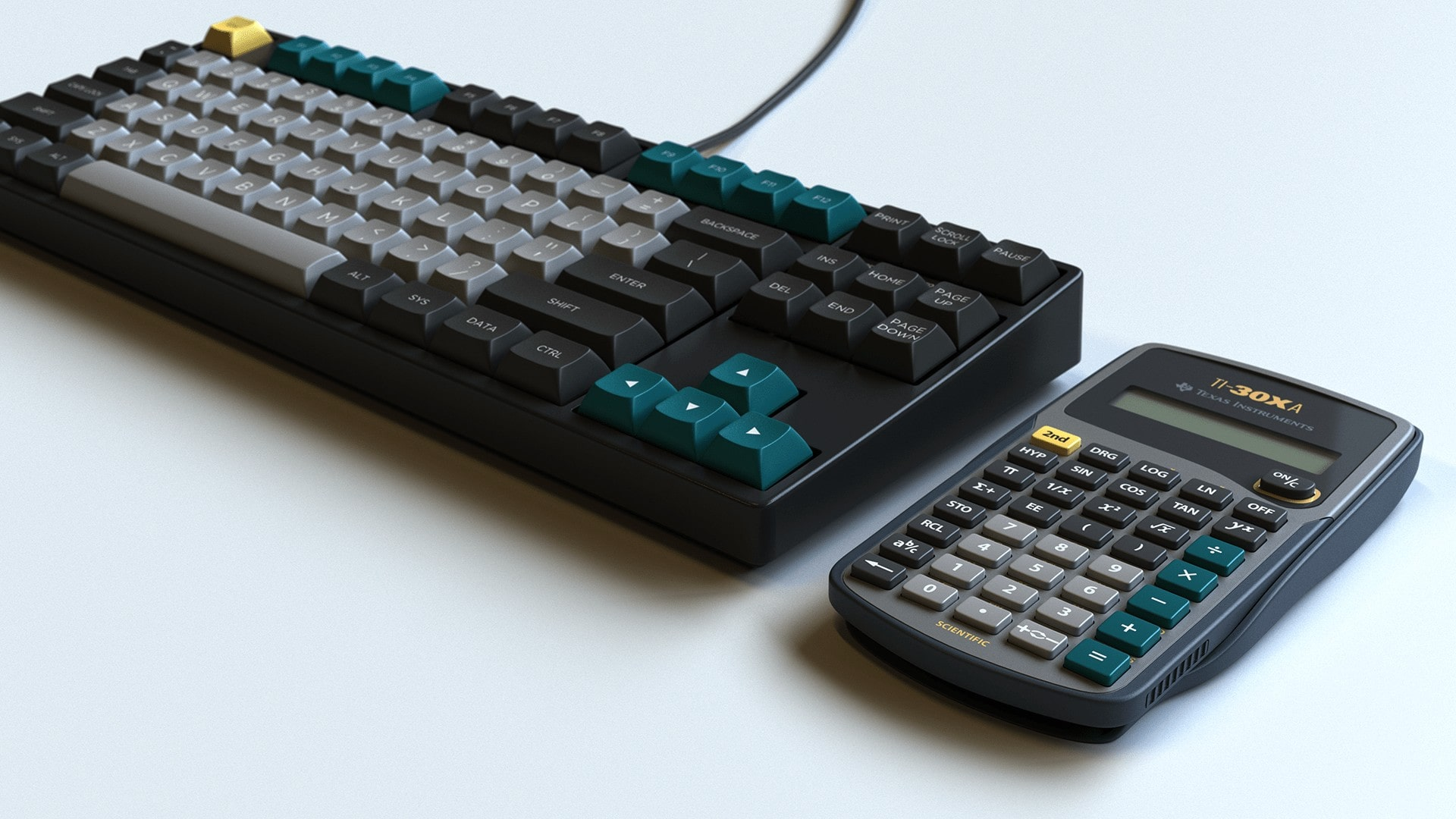 Render of the DSA Scientific