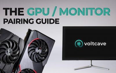 The Best GPU & Monitor Pairings (Infographic)