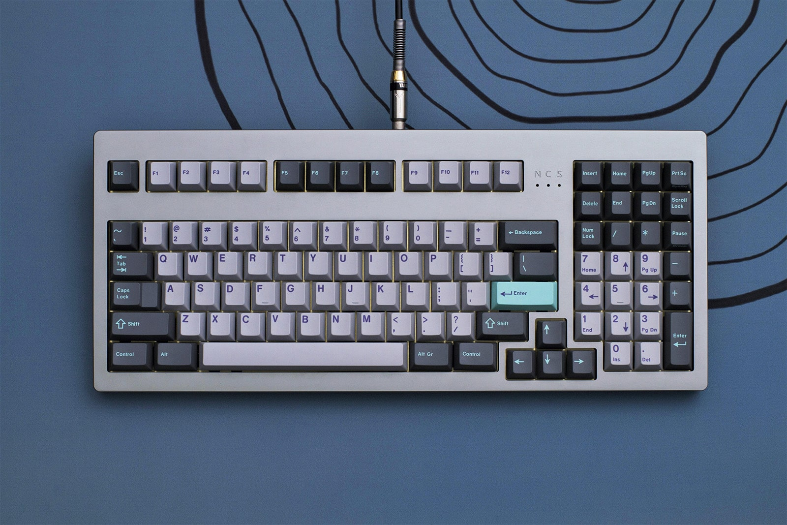 1800 keyboard size example