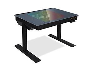 LIAN LI DK-04F Desk Computer Case