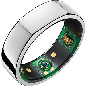 Oura Ring Heritage, Silver