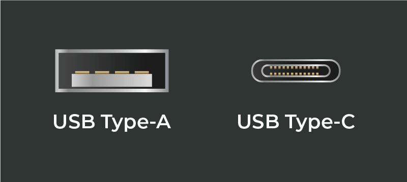 USB Type-A vs USB Type-C