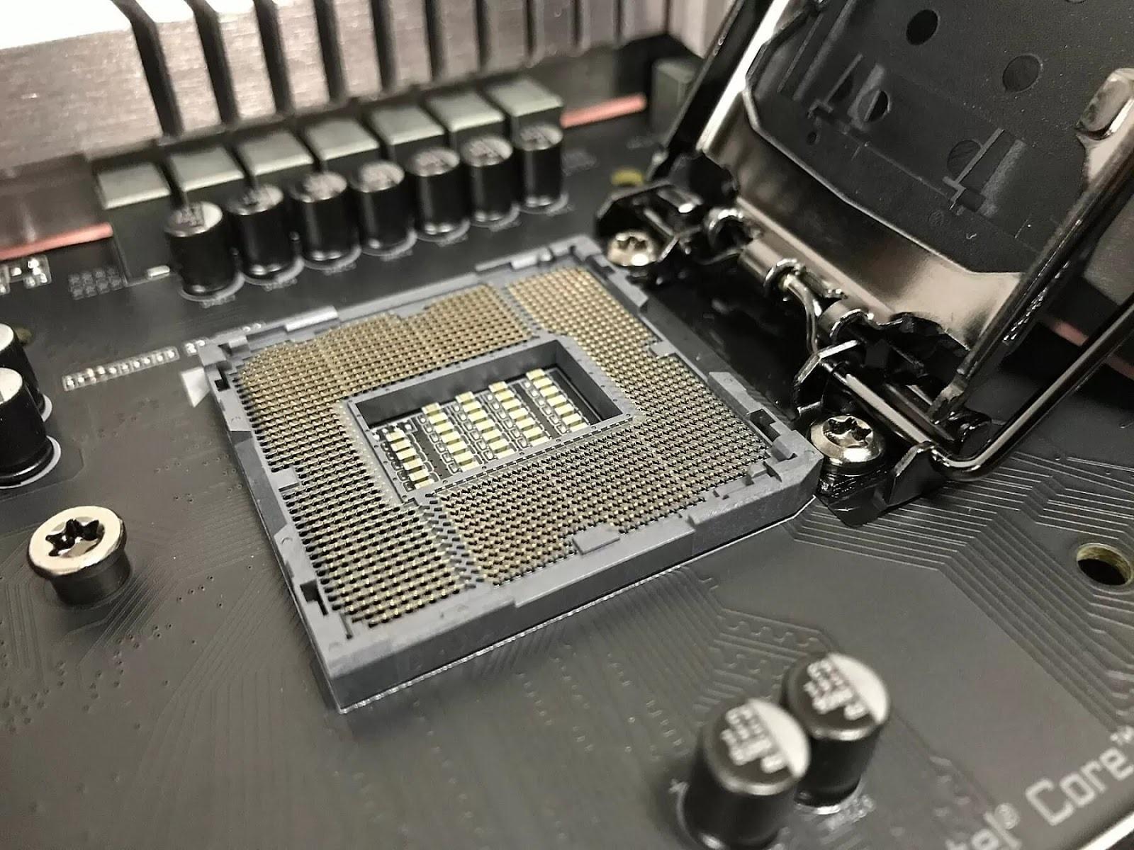 LGA 1200 socket