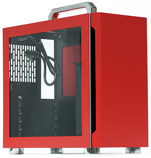 Sliger Cerberus Micro ATX PC Case