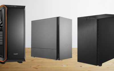 The 5 Best Silent PC Cases for Quiet Builds