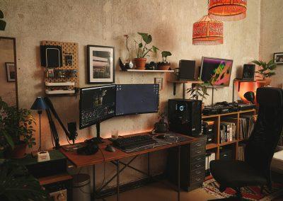 DoloresLazer's Gaming Setup