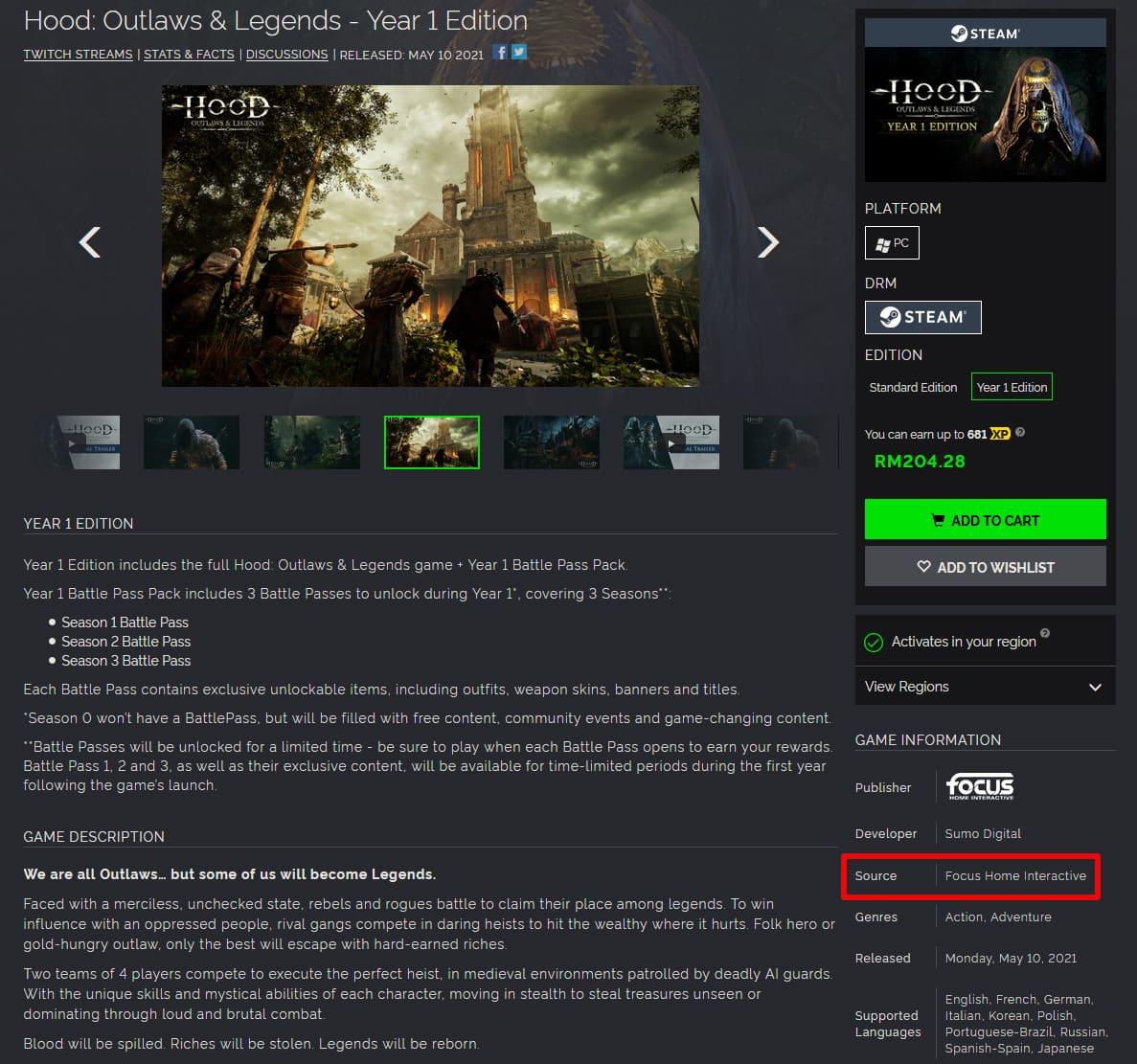 gmg game key source
