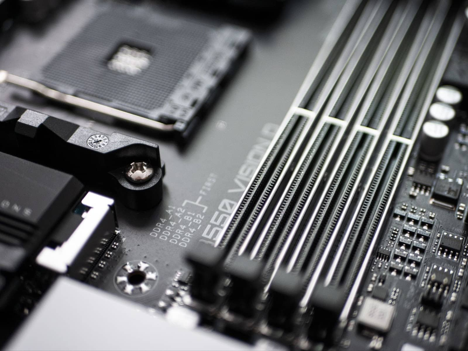 The mobo, arguably the most important PC part to pick