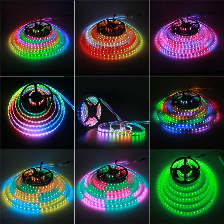 Alitove Addressable RGB LED Strip