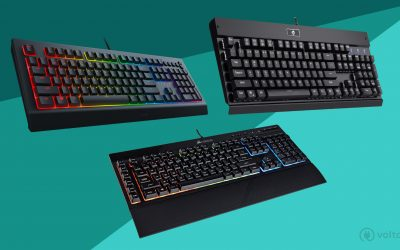 The 5 Best Gaming Keyboards Under $50 for Budget Gamers
