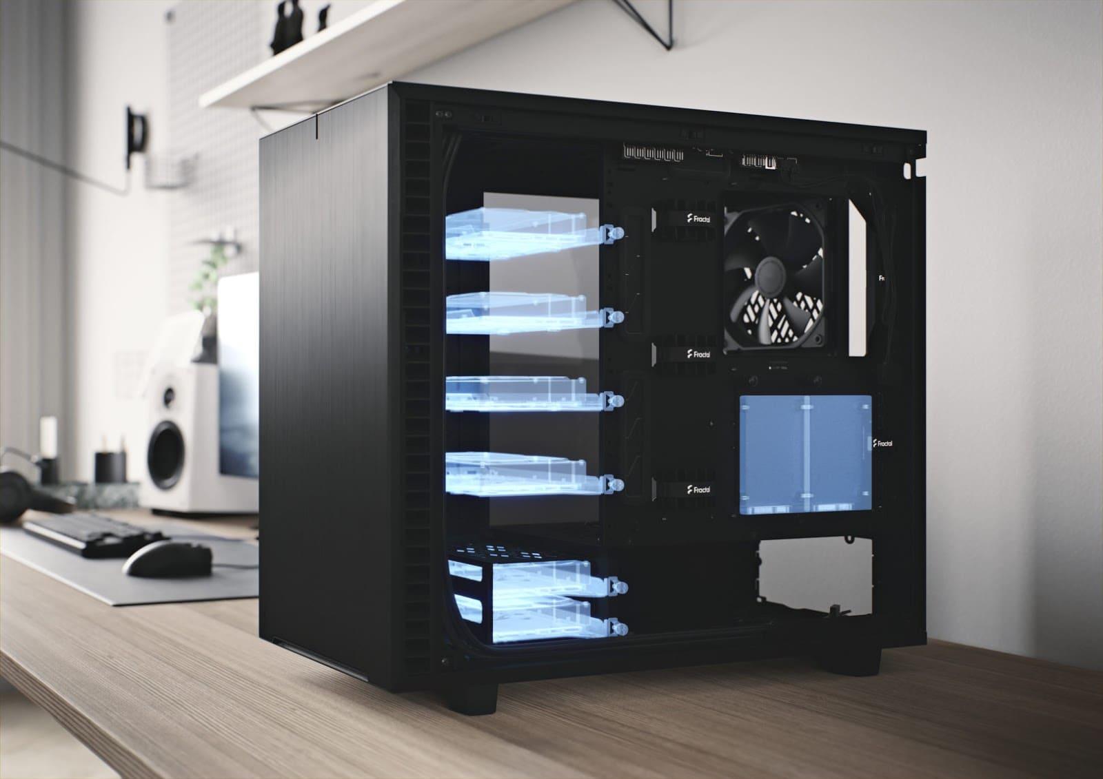 define 7 storage layout