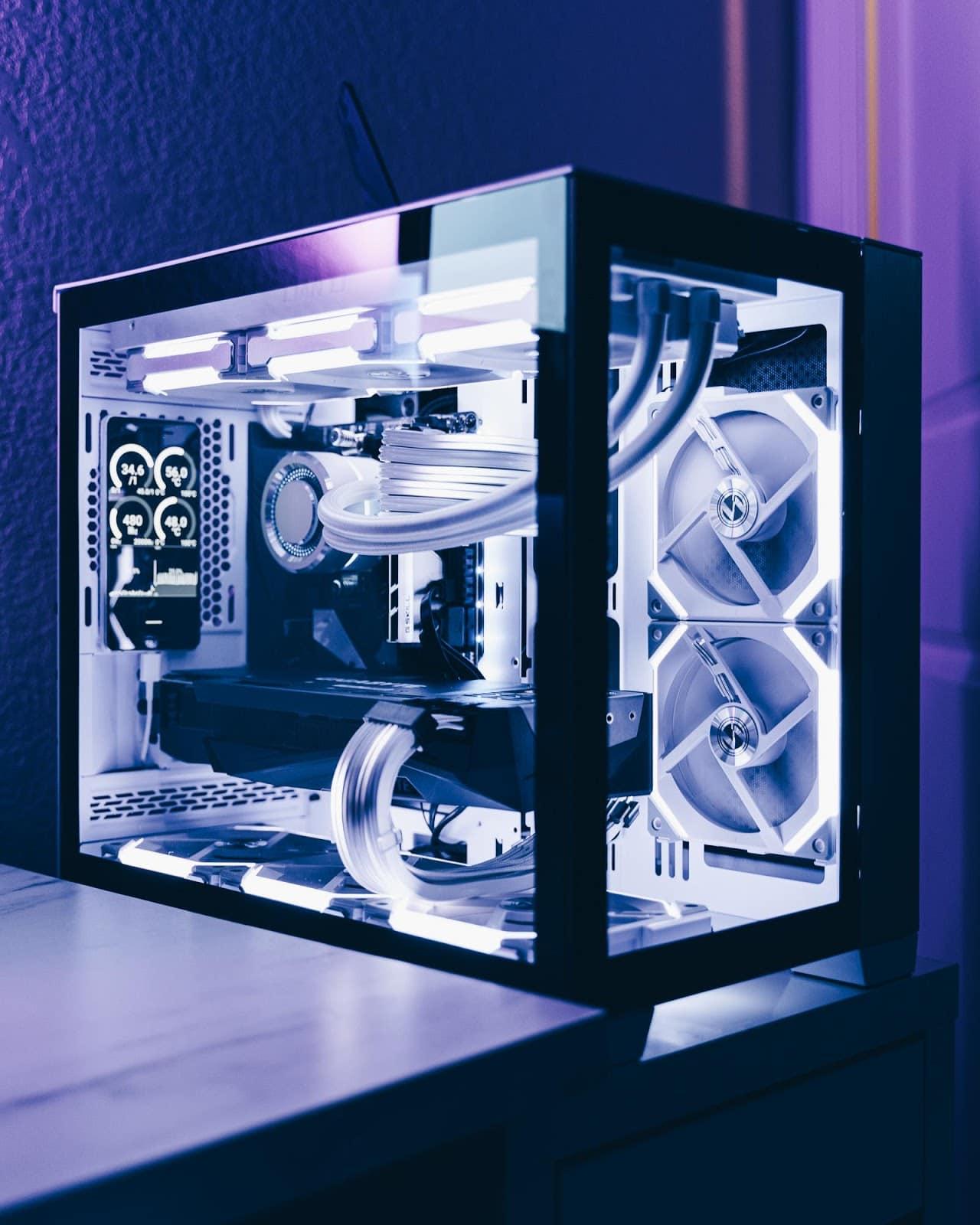 lian li o11 mini build