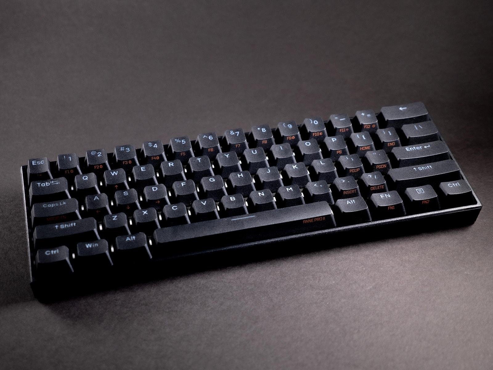 anne pro 2 mechanical keyboard
