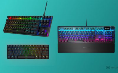 The 7 Best Gaming Keyboards Under $100 (Buying Guide)