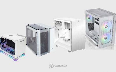 The 11 Best White PC Cases in 2021 (All Sizes)