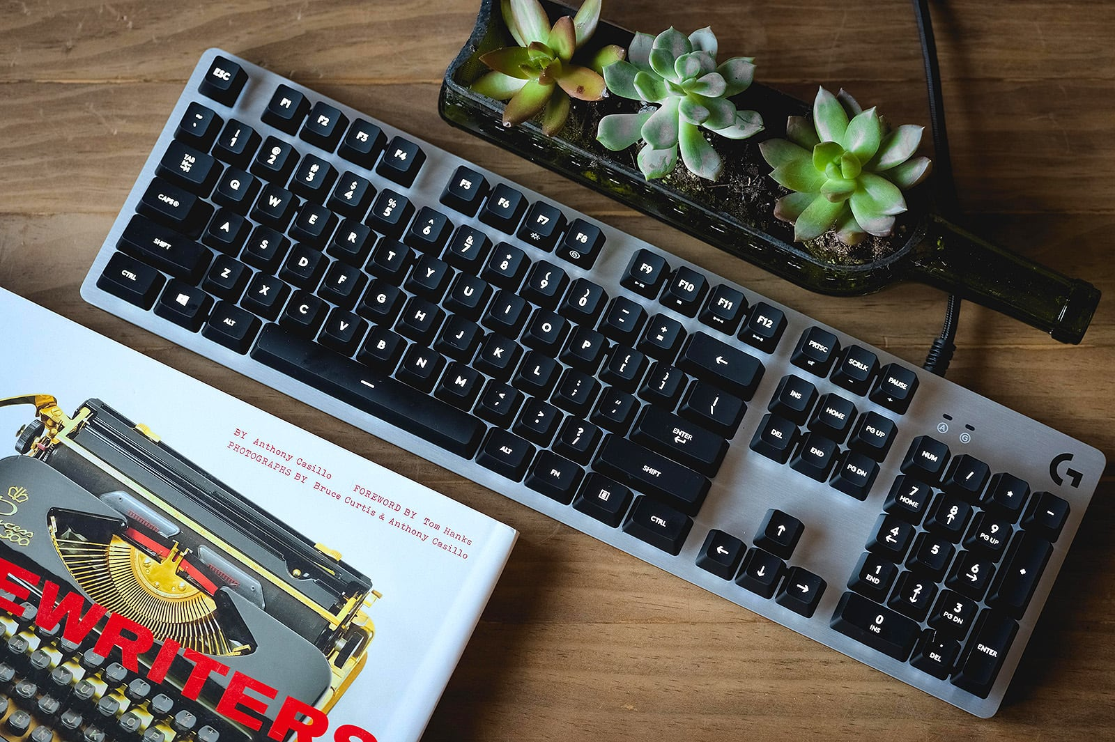 logitech g413 mechanical gaming keyboard