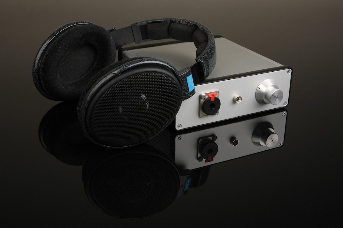 Sennheiser HD600 audiophile headphones