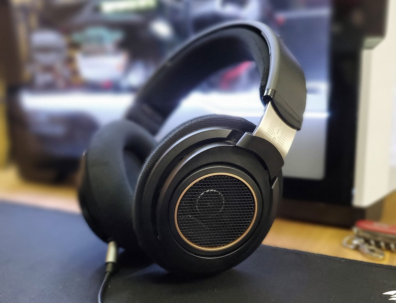 Philips SHP9600 audiophile headphones