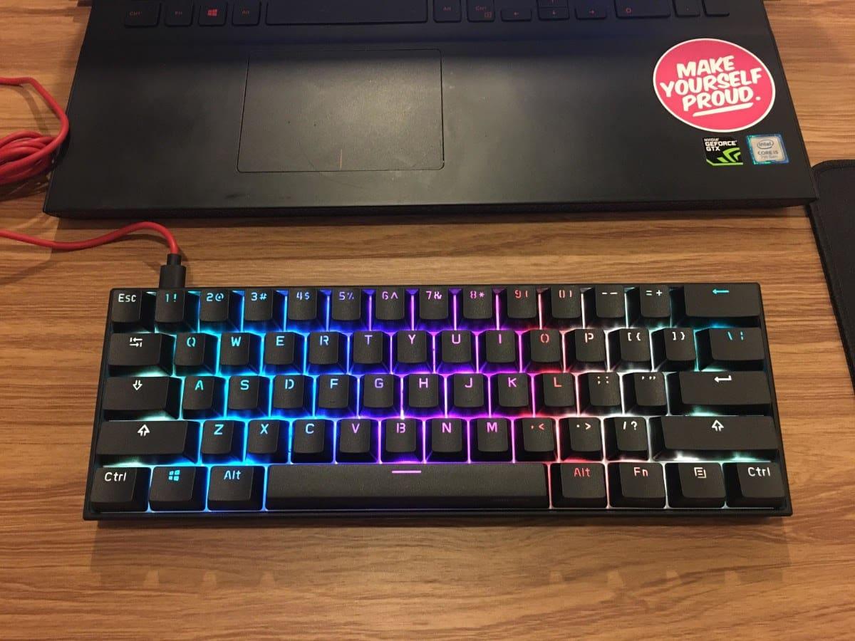 Anne Pro 2 Wireless 60% keyboard