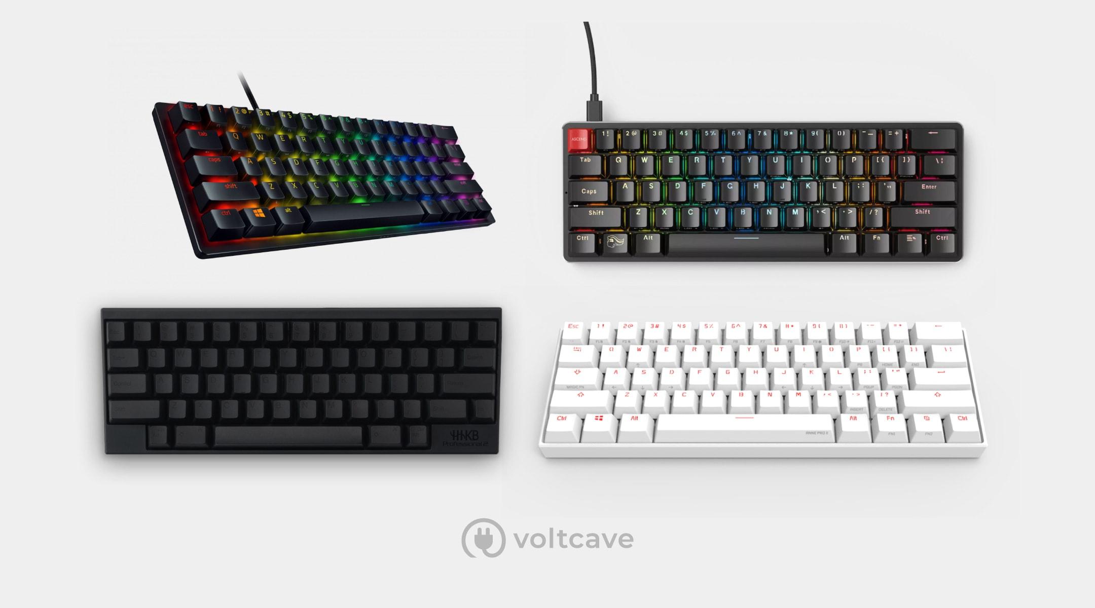 best 60% keyboards
