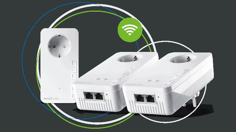 Devolo Magic 2 Wifi next powerline adapter