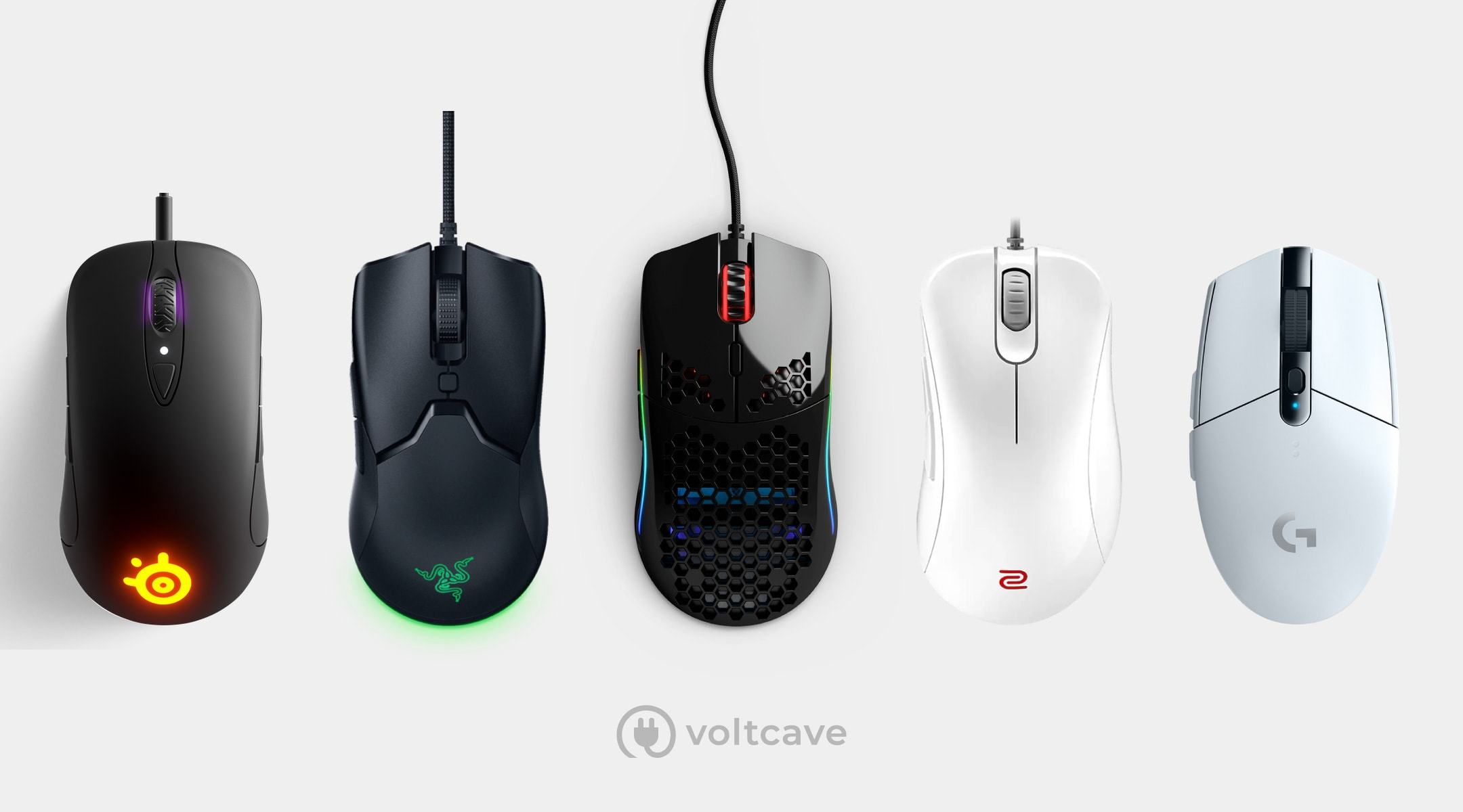 gaming mice for small hands