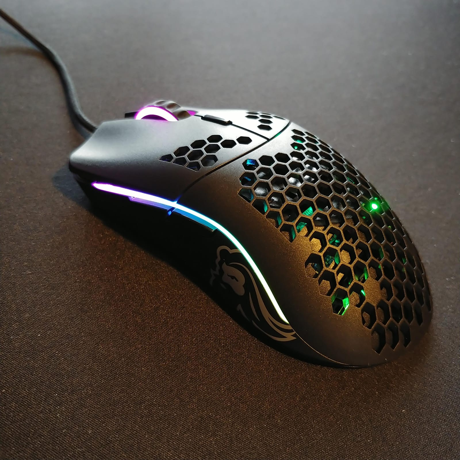 Glorious Model O- gaming mouse