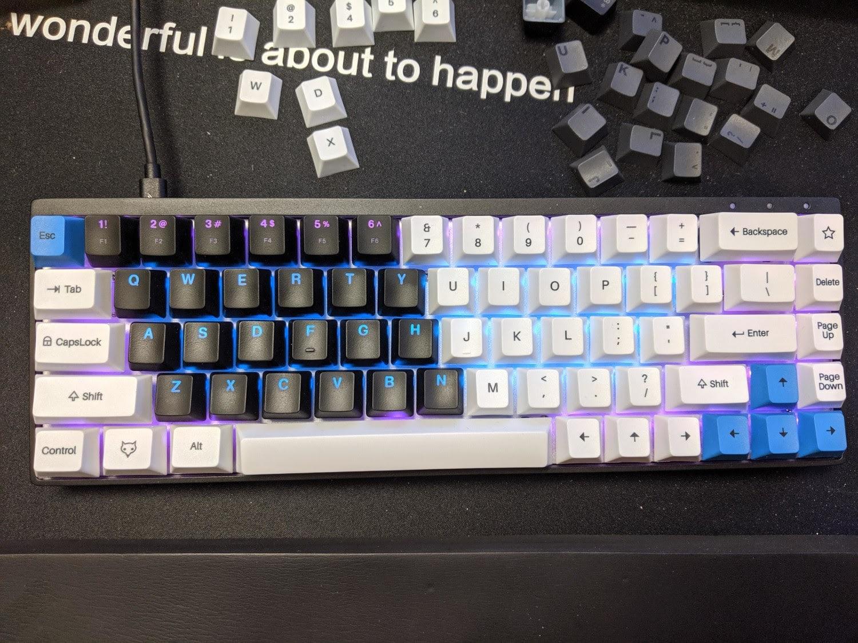 68 Keyboard Keys
