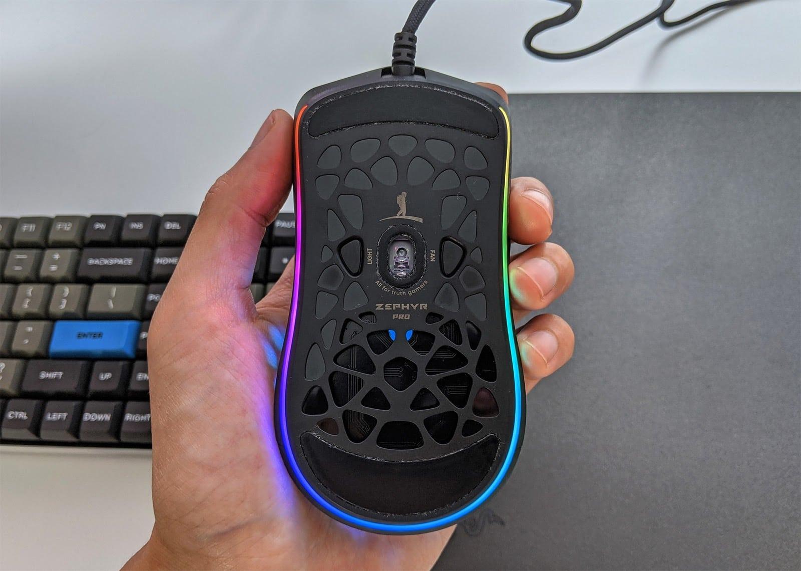 Zephyr Pro RGB