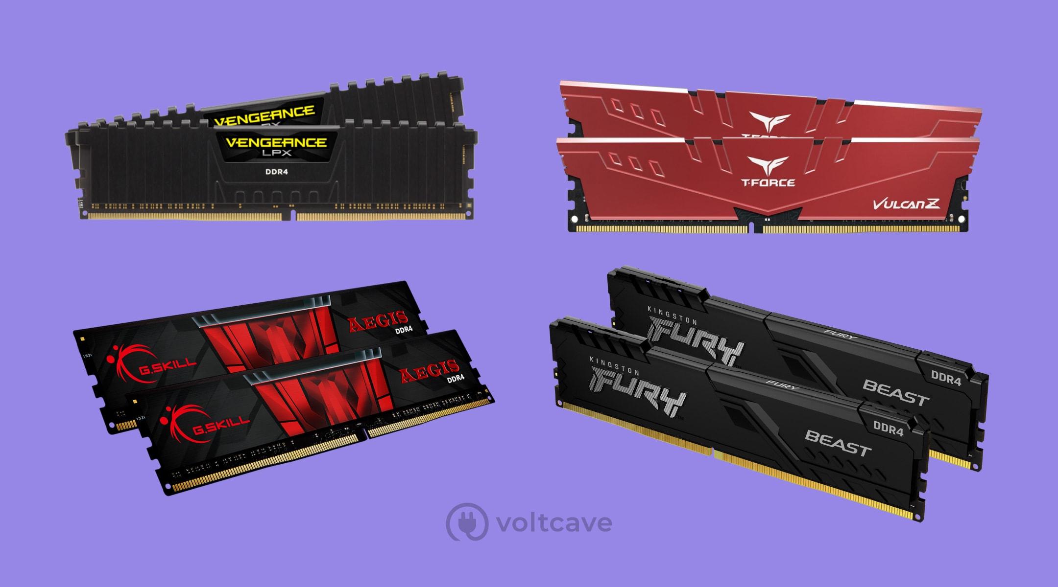 best low-profile RAM