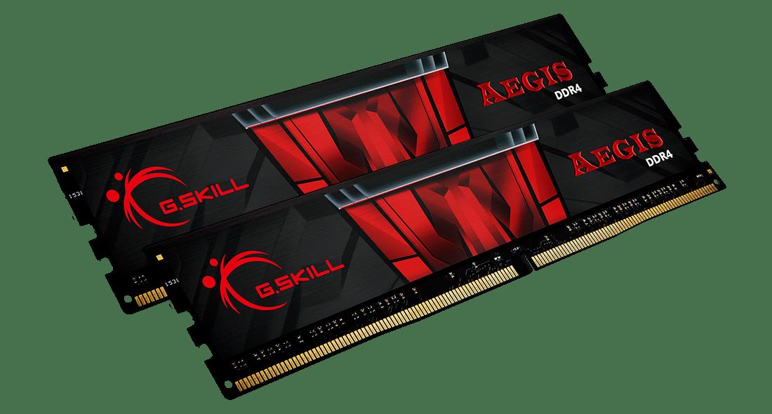 G.Skill Aegies low-profile RAM